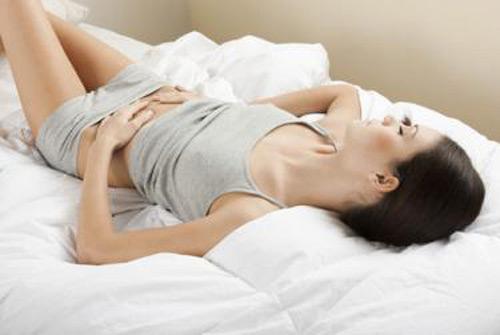 Đau bụng kinh sau khi phá thai
