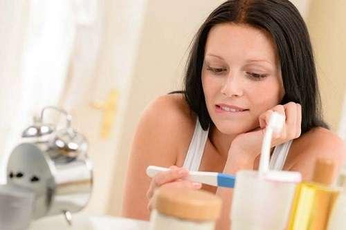 Cách nhận biết có thai qua nước tiểu?