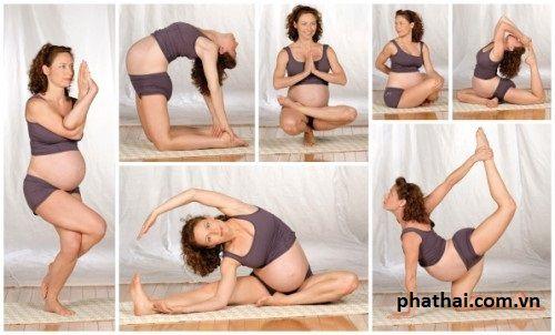 Những bài tập thể dục tốt nhất cho bà bầu
